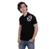 Ornatis Black Polo Shirt 1