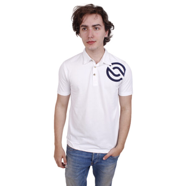 Ornatis white Polo Shirt 2