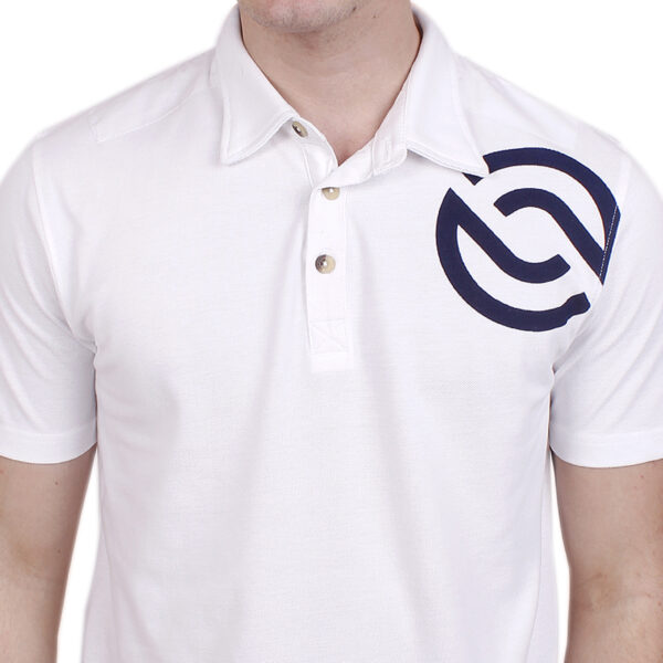 Ornatis white Polo Shirt