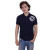 Ornatis navy blue Polo Shirt 2