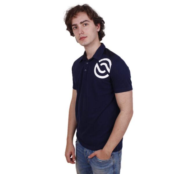 Ornatis navy blue Polo Shirt 3