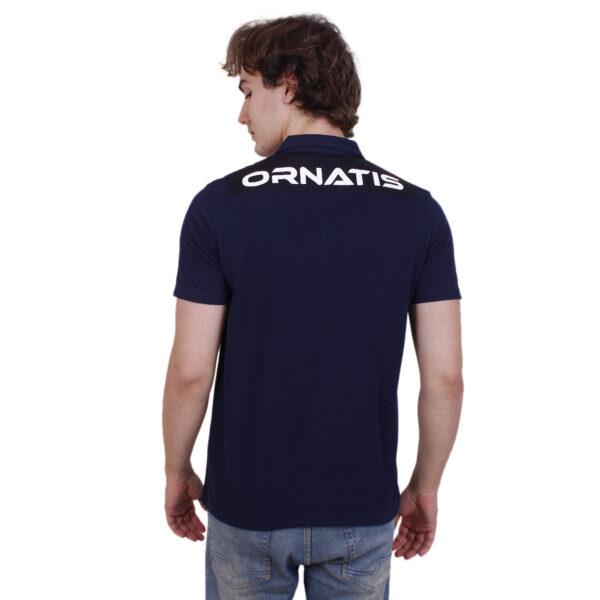 Ornatis navy blue Polo Shirt 4