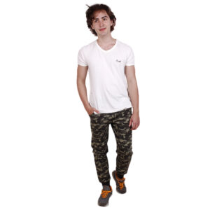 Camouflage Track Pant