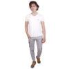 Ornatis Basic track pant - Grey melange