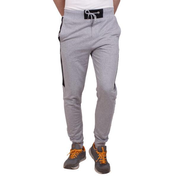Ornatis Basic track pant - Grey melange 2