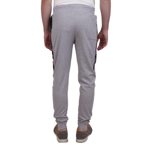 Ornatis Basic track pant - Grey melange 1