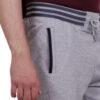 Track Field Shorts -grey melange 3